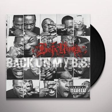 Busta Rhymes BACK ON MY BS (Vinyl)