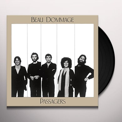 BEAU DOMMAGE PASSAGERS Vinyl Record