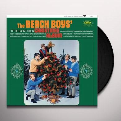 The Beach Boys CHRISTMAS ALBUM Vinyl Record