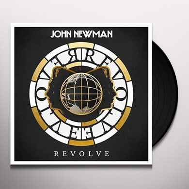 John Newman REVOLVE Vinyl Record