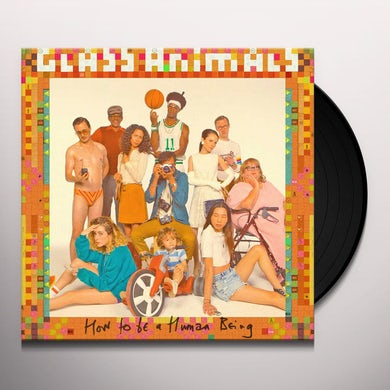 How To Be A Human Being (LP) Vinyl Record