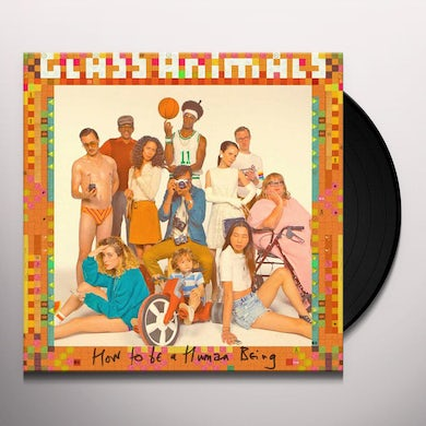 Glass Animals How To Be A Human Being (LP) Vinyl Record