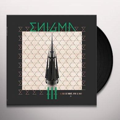 Enigma  LE ROI EST MORT-VIVE LE ROI Vinyl Record