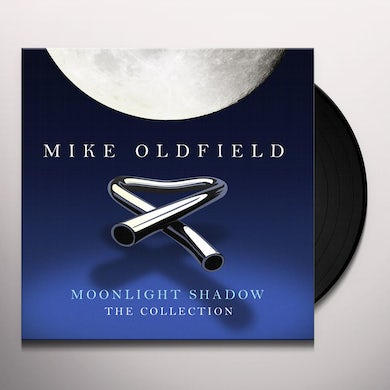 Mike Oldfield MOONLIGHT SHADOW: THE COLLECTION Vinyl Record