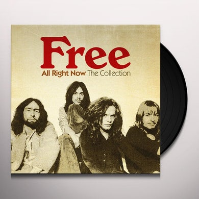 ALL RIGHT NOW: THE COLLECTION Vinyl Record