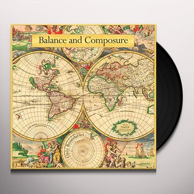 Balance & Composure ONLY BOUNDARIES Vinyl Record