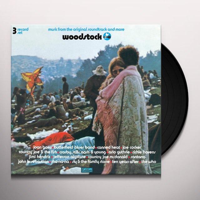 Woodstock - Back To The Garden / Various