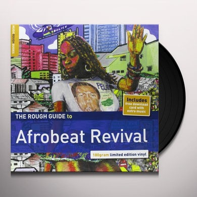 ROUGH GUIDE TO AFROBEAT REVIVAL / VARIOUS Vinyl Record - Limited Edition