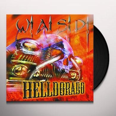 W.A.S.P HELLDORADO-ORANGE VINYL Vinyl Record