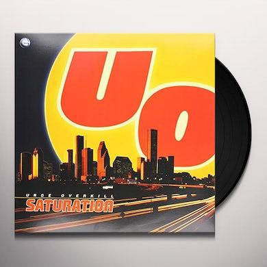 Urge Overkill SATURATUION (25TH ANNIVERSARY) Vinyl Record
