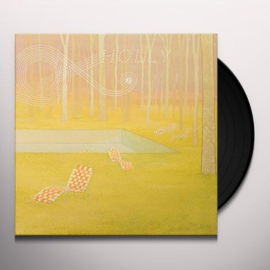 HOLLY 2 RECORD Vinyl Record