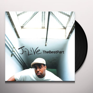 J-Live THE BEST PART Vinyl Record