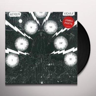 James Pants SEVEN SEALS Vinyl Record
