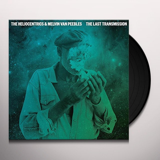 Heliocentrics & Melvin Van Pebbles LAST TRANSMISSION Vinyl Record - Deluxe Edition