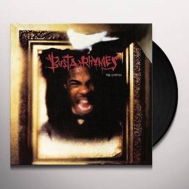 Busta Rhymes THE COMING Vinyl Record