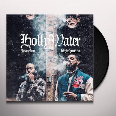 Fly Anakin / Big Kahuna Og HOLLY WATER Vinyl Record