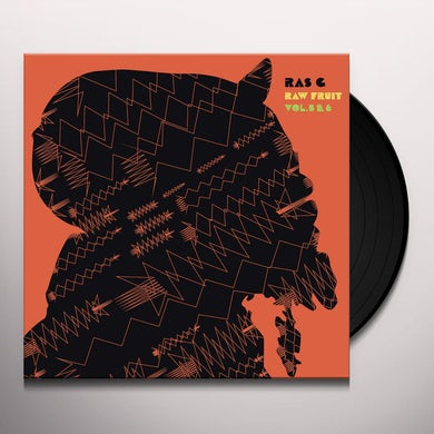 RAW FRUIT VOL. 5-6 Vinyl Record
