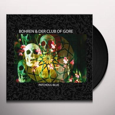 Bohren & Der Club Of Gore PATCHOULI BLUE Vinyl Record