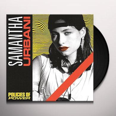Samantha Urbani POLICIES OF POWER Vinyl Record