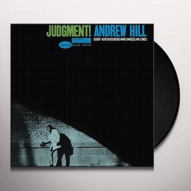 Andrew Hill JUDGMENT Vinyl Record
