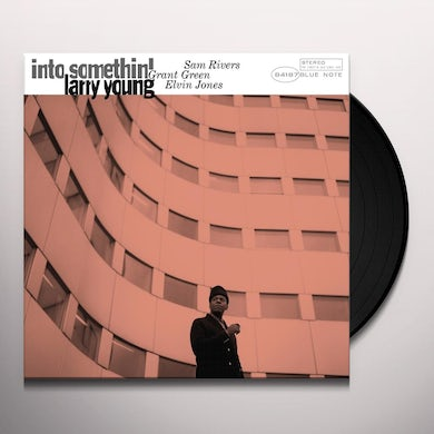 Larry Young INTO SOMETHIN' Vinyl Record
