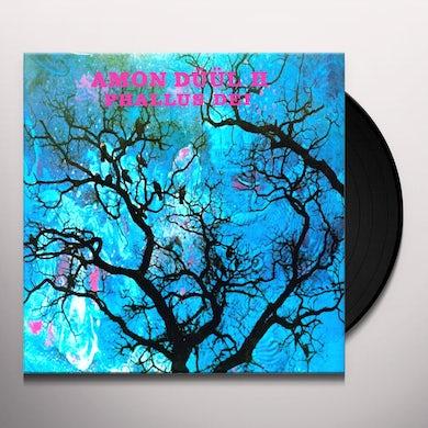 Amon Duul Ii PHALLUS DEI Vinyl Record