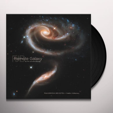 Beppe REMOTE GALAXY Vinyl Record