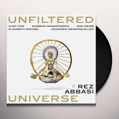 Rez Abbasi UNFILTERED UNIVERSE Vinyl Record