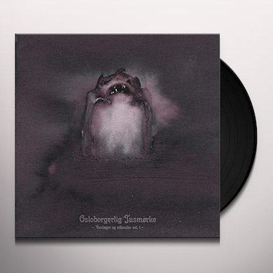 OSLOBORGERLIG TUSMORKE: VARDOGER OG UTBURGER VOL 1 Vinyl Record