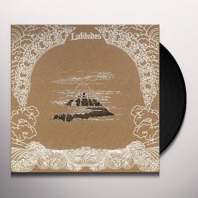 Mount Eerie BLACK WOODEN Vinyl Record