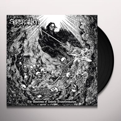 ANATOMY OF UNHOLY TRANSFORMATION Vinyl Record