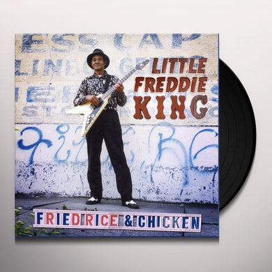 Fried Rice & Chicken Vinyl Record