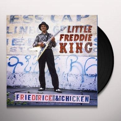 Little Freddie King Fried Rice & Chicken Vinyl Record