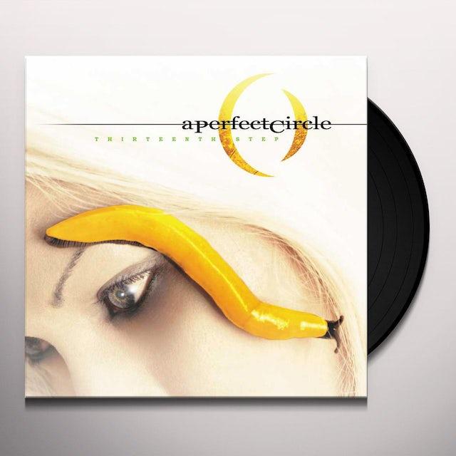 A Perfect Circle THIRTEENTH STEP Vinyl Record
