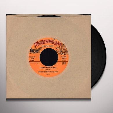 Bonnie Dobson COME ON DANCING-DANCING VERSION Vinyl Record