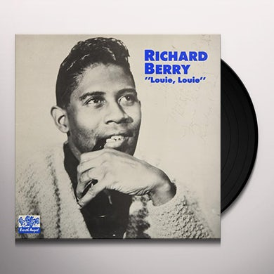 LOUIE LOUIE Vinyl Record