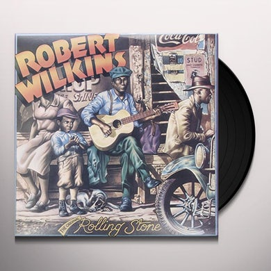 ORIGINAL ROLLING STONE Vinyl Record