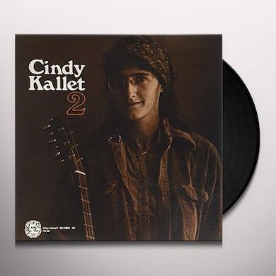 Cindy Kallet 2 Vinyl Record