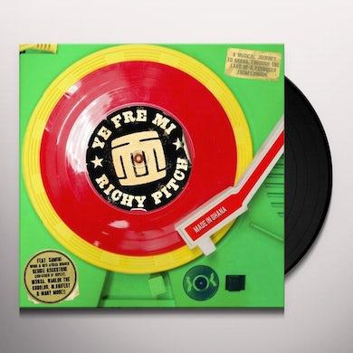 YE FRE MI RICHY PITCH Vinyl Record - Sweden Release