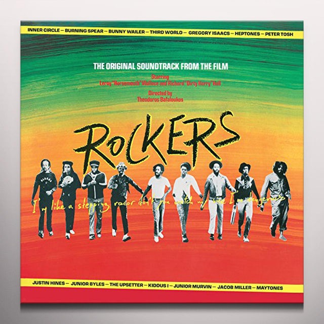 Rockers: Original Motion Picture Soundtrack