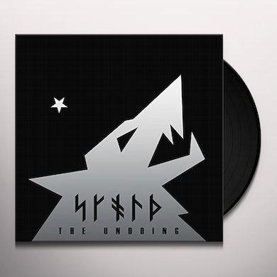 SKOLD UNDOING LIMITED Vinyl Record