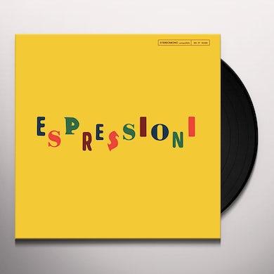 ESPRESSIONI / Original Soundtrack Vinyl Record