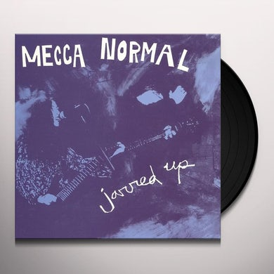 Mecca Normal JARRED UP Vinyl Record