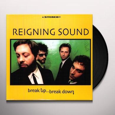 Reigning Sound BREAK UPABREAK DOWN (Vinyl)