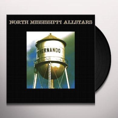 North Mississippi Allstars HERNANDO Vinyl Record