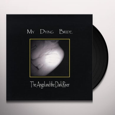 My Dying Bride  ANGEL & THE DARK RIVER Vinyl Record