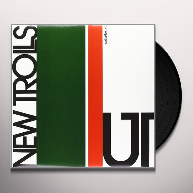 New Trolls UT Vinyl Record