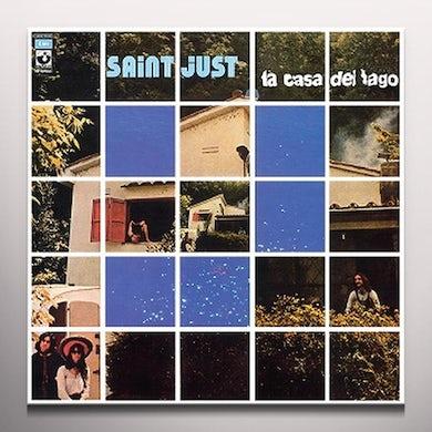 Saint Just LA CASA DEL LAGO Vinyl Record