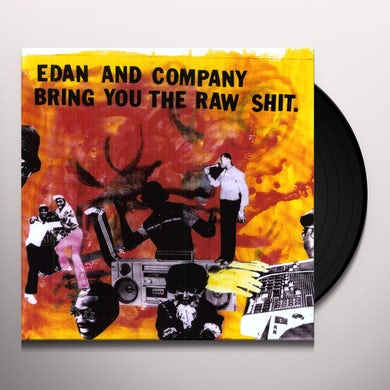 Edan RAPPERFECTION Vinyl Record