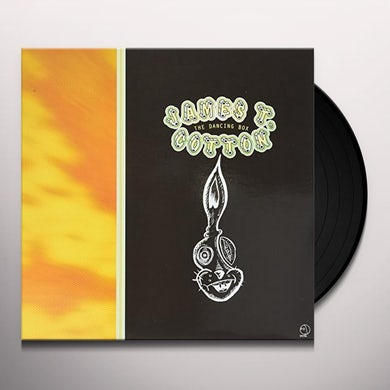 James Cotton DANCING BOX Vinyl Record